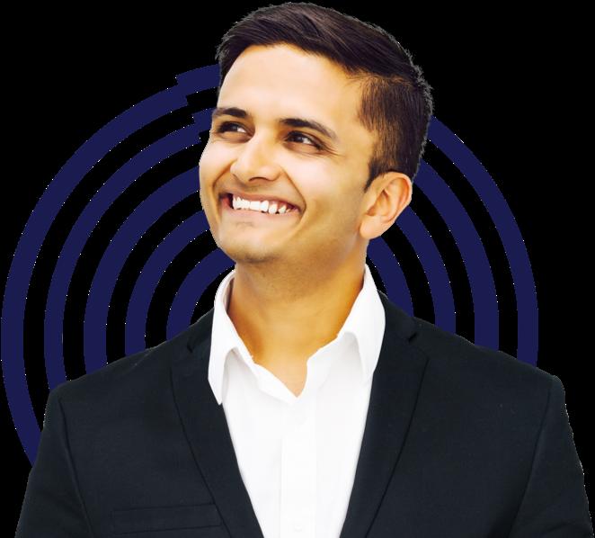 MajorArcs speaker Bhavesh Vaghela