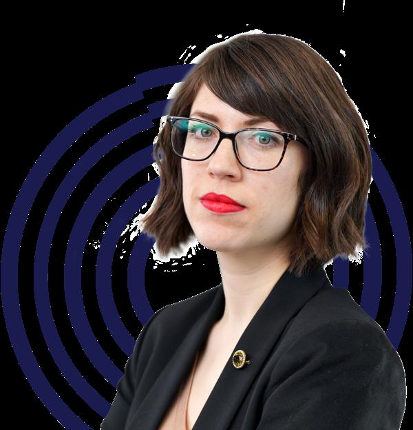 MajorArcs speaker Genevieve Kangurs
