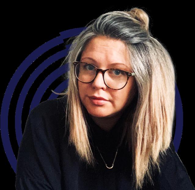 MajorArcs speaker Rebecca Rae Evans