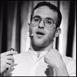 MajorArcs speaker Yuval Keshtcher